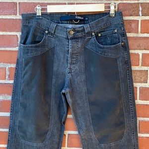 Men's Jeckerson Patch Jeans Button Fly Italy